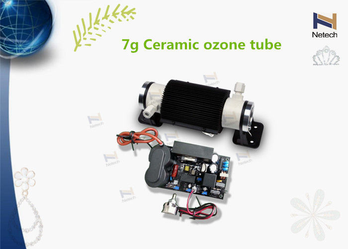 Adjustable Ozone Generator Parts 12V 24V 110V 220V Ceramic Tube For Air Water Purifier
