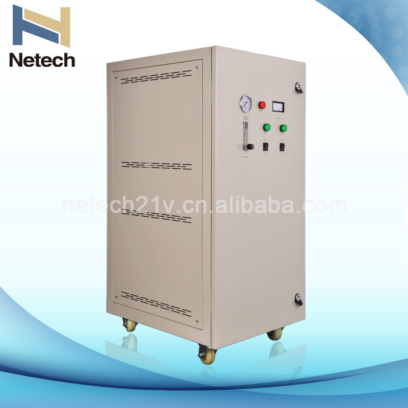 40 Liters Industrial Oxygen Concentrator For Air Blowing Glass 12 Months Warranty