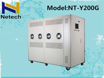 200g/h 220V PLC and Intelligent Complete Ozone Machine For Wastewater Treatment